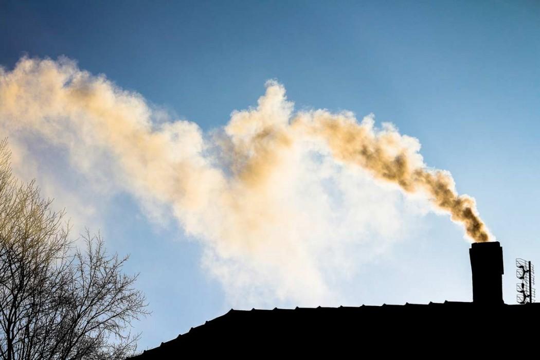 Dym z komina / fot. wb77 / Fotolia