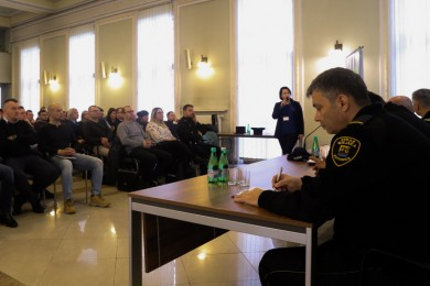 Szkolenie dla straży gminnych